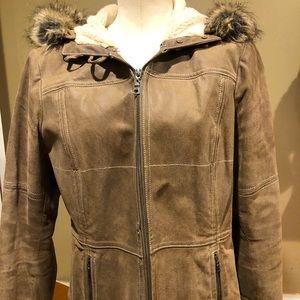 Ladies danier winter jacket